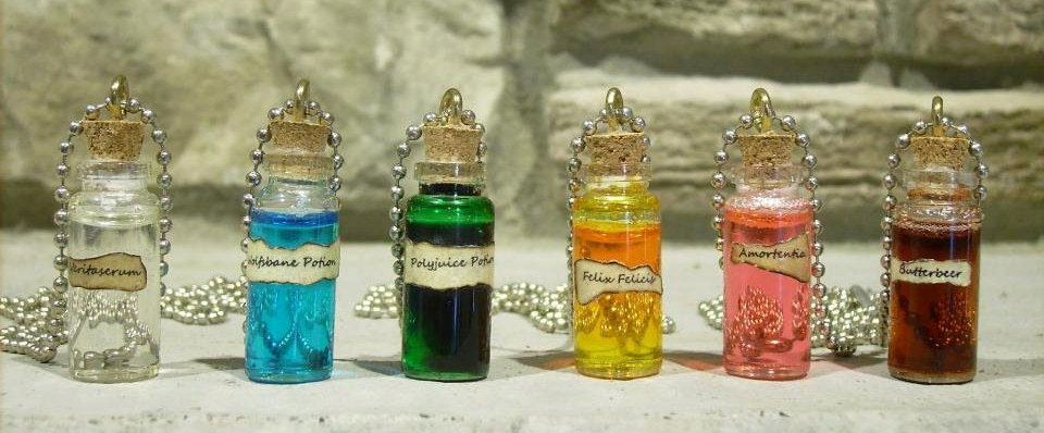 Images of Edible Magic Potions - #rock-cafe