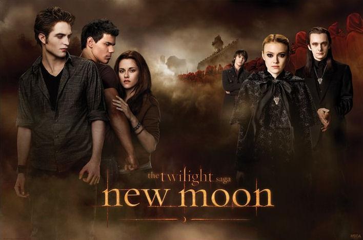 Volturi pix for New moon vampire movie