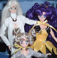 Mixed Sailor Moon Pix